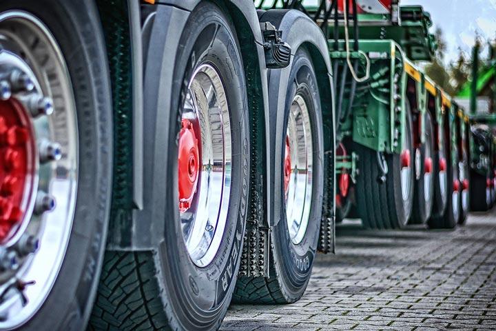 Llantas camiones pesados